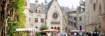 Sommerfest Schloss Marienburg September 2021